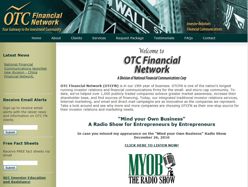 OTC Financial Network - otcfn.com